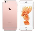 Смартфон Apple iPhone 6S Plus 128Gb Rose Gold (no touch id)