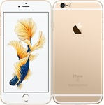 Смартфон Apple iPhone 6 16Gb Gold (без отпечатка)
